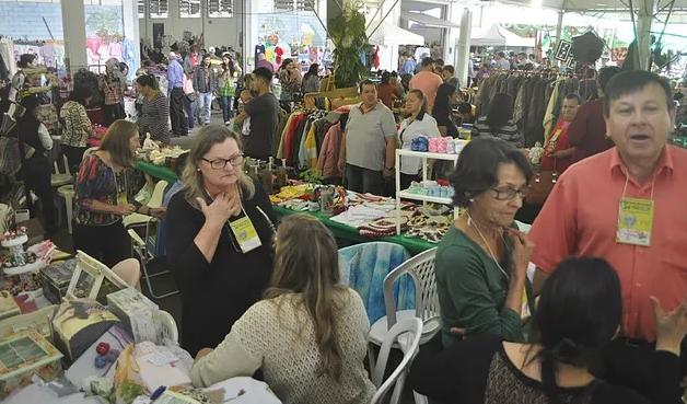 13ª Feria Latinoamericana de Economía Solidaria. Santa Maria, Rio Grande del Sur (Brasil, 2017)