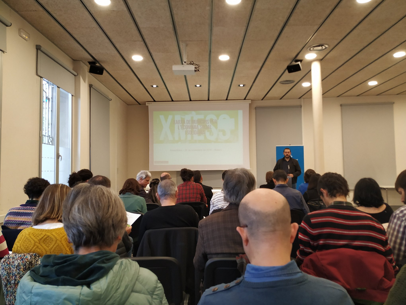 1a assemblea Xarxa de Municipis per l'Economia Social i Solidària